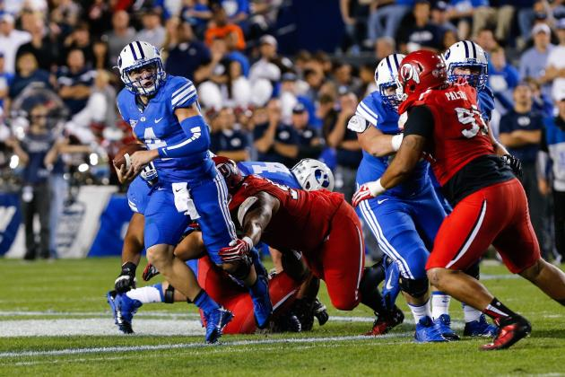BYU Football: 5 Lessons Learned from Week 4 Loss to Utah