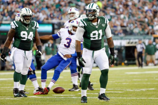 Buffalo Bills vs New York Jets: Full Roster Report Card Grades for New York
