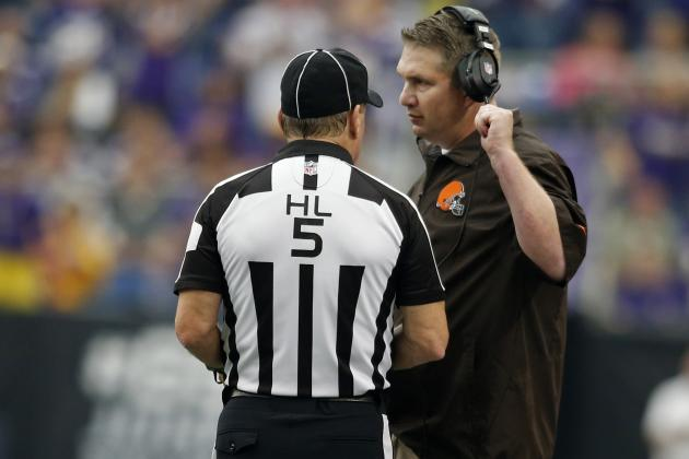Browns vs. Vikings: Full Roster Report Card Grades for Cleveland