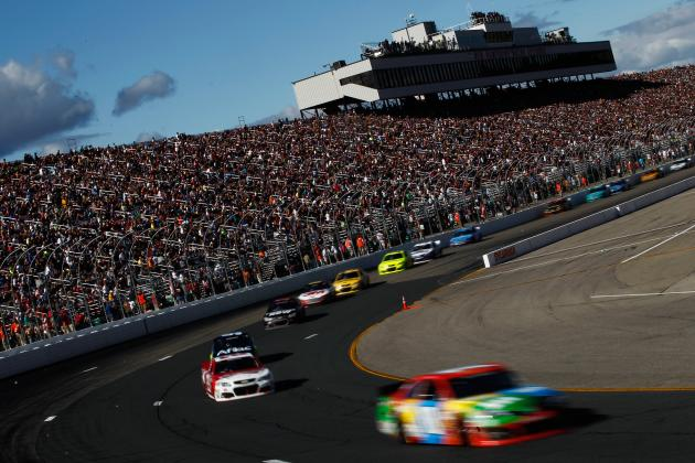 Biggest Winners and Losers from NASCAR Sprint Cup Series at New Hampshire