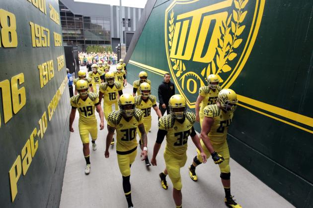 Oregon Football: Quarterly Report on the Ducks Part I