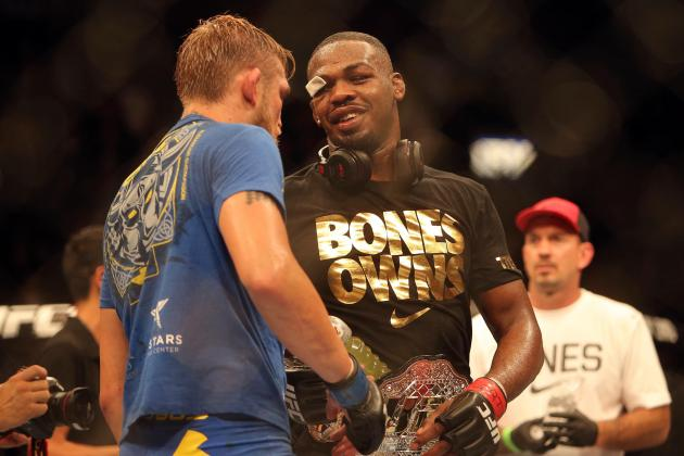 Who Really Won? Jon Jones vs. Alexander Gustafsson at UFC 165