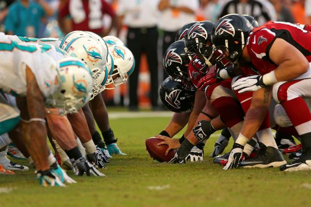 Falcons vs. Dolphins: Full Roster Report Card Grades for Atlanta