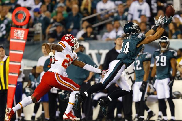 Kansas City Chiefs vs. Philadelphia Eagles: Full Report Card Grades for Philly