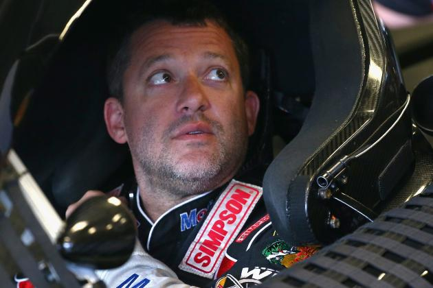 Predicting Which Drivers Who Missed This Year's Chase Will Qualify in 2014