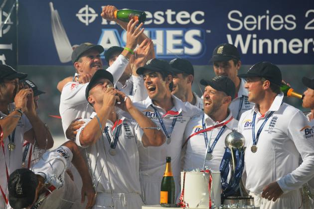 Ashes 2013/14: Assessing England's Squad for Tour of Australia