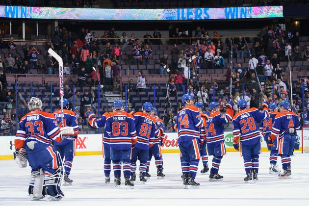 5 Burning Questions for the Edmonton Oilers 2013-14 Season