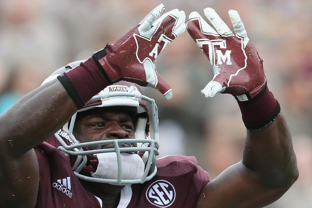 Texas A&M vs. Arkansas: Aggies' 4 Keys to Shutting Down Hogs Running Attack