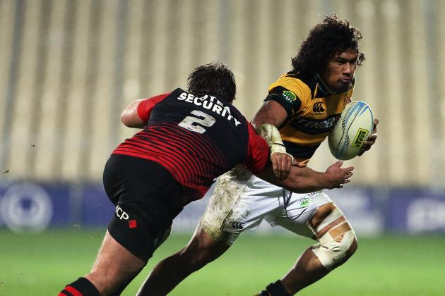 The Biggest Hits in World Rugby This Week, Taranaki Get Physical