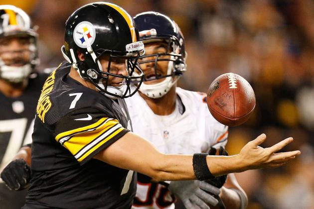 Bears vs. Steelers: Full Roster Report Card Grades for Pittsburgh