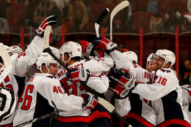 5 Bold Predictions for Washington Capitals' 2013-14 Season