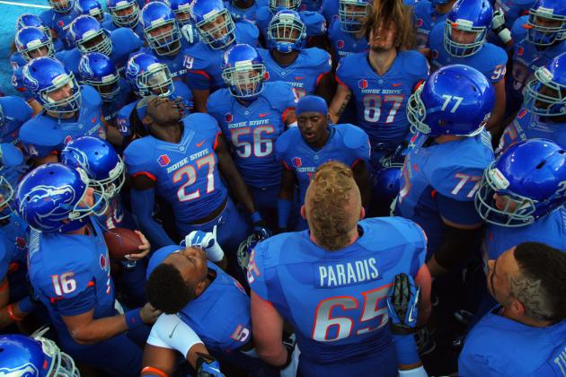 Boise State Broncos: Power Ranking the Broncos' Top 5 NFL Prospects