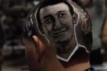 Dear Fans, Stop Getting Athletes Carved into Your Head
