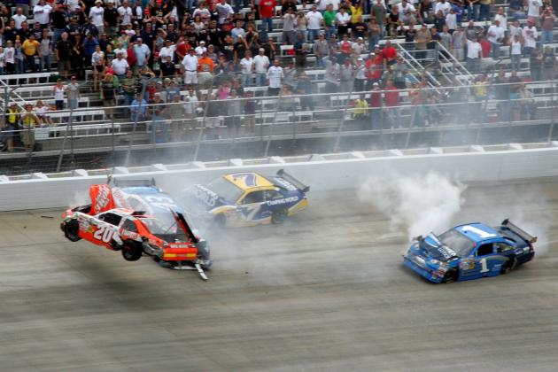 Ranking the Wildest NASCAR Moments in Dover International Speedway History