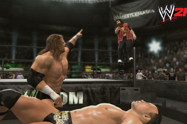 Latest News and Rumors Surrounding WWE 2K14 for Sept. 23