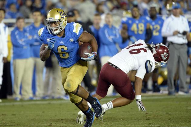 UCLA Football: 3 Players Who Have Surprised Us in 2013