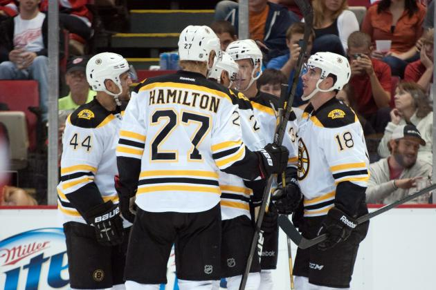 5 Bold Predictions for the Boston Bruins' Season