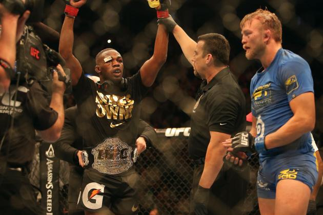 Jones vs. Gustafsson, the Best Light Heavyweight Fights of All Time