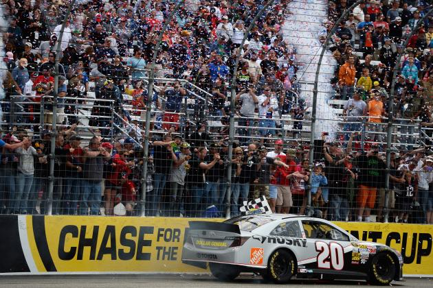 Biggest Early Takeaways from the 2013 Chase for the Sprint Cup