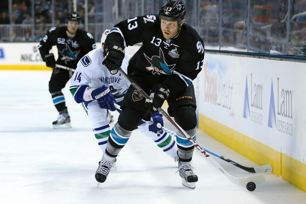 San Jose Sharks' Best Options to Replace Raffi Torres