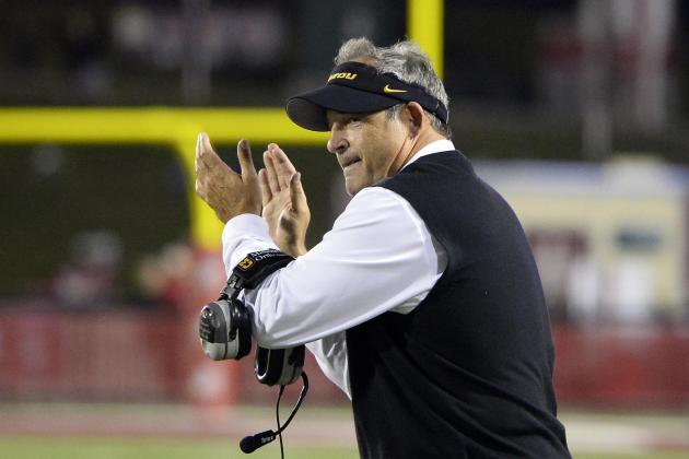 Gary Pinkel: Edgy Mizzou Football Coach Will Be a Winner in the SEC