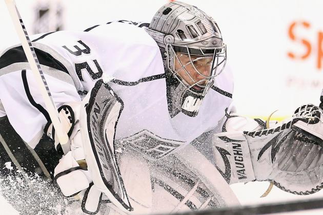 Ranking the Top 25 Goaltenders in the NHL for the 2013-14 Season