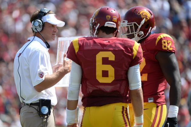USC Football: Grading Cody Kessler's First 4 Games as a Starter