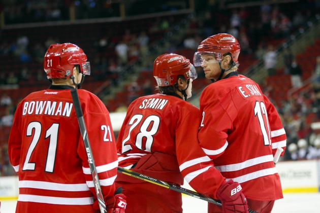 Carolina Hurricanes' 5 Burning Questions for 2013-14 NHL Season
