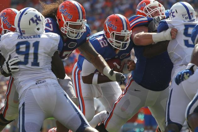 Florida Gators vs. Kentucky Wildcats Complete Game Preview