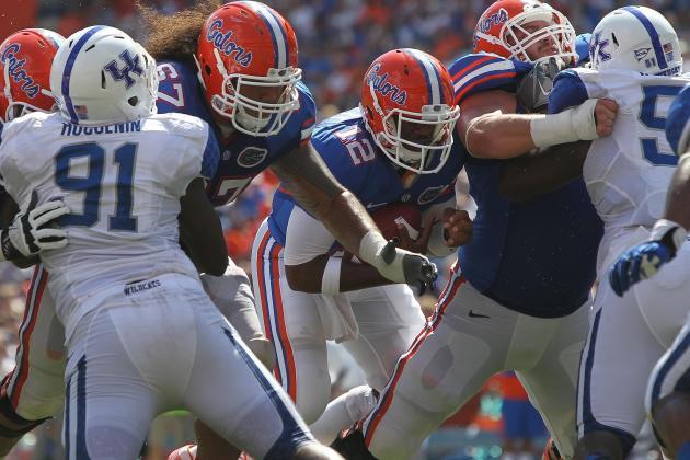 Florida Gators vs. Kentucky Wildcats Complete Game Preview ...