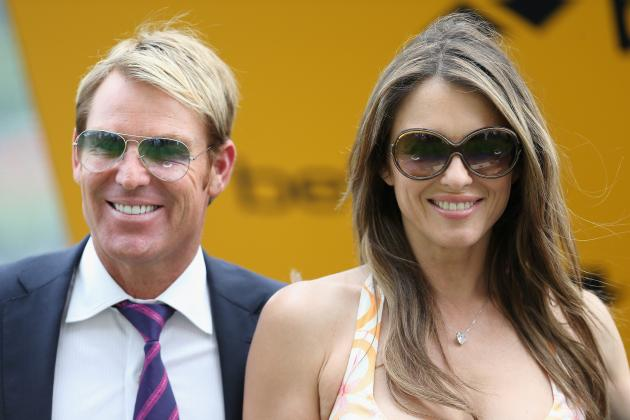 Liz Hurley and the Top 10 Cricket WAGs