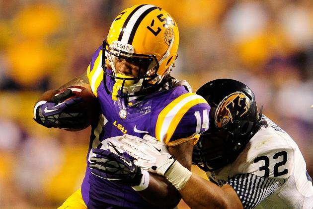 LSU Football: 5 Players Who Have Surprised Us in 2013