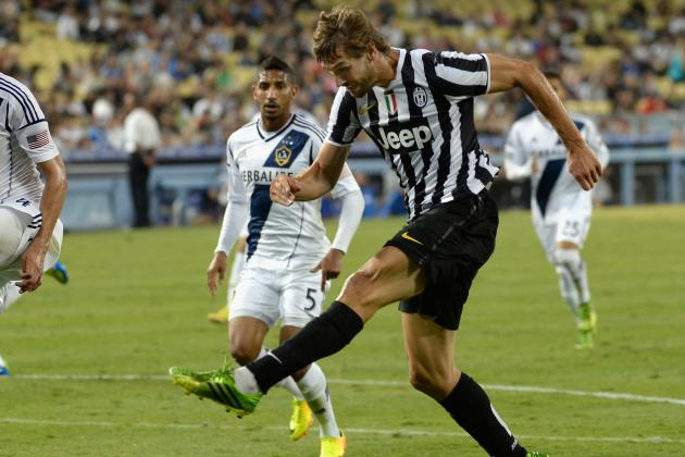 Breaking Down Juventus' Striker Conundrum with Llorente