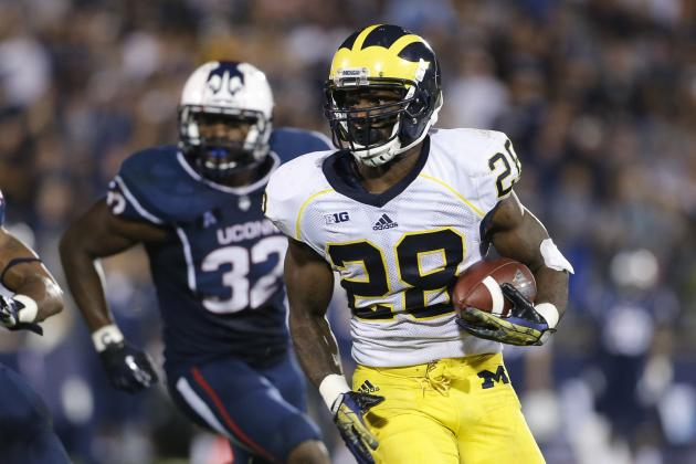 Michigan Football: Position-by-Position Grades for September