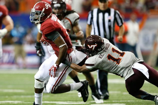 SEC Football: 5 Most Underachieving Players After 4 Weeks