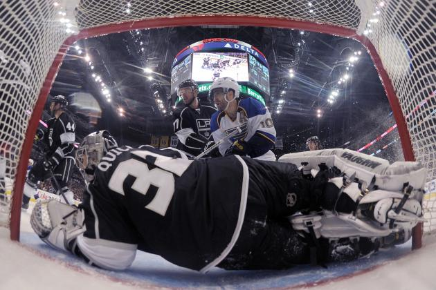 5 Burning Questions for Los Angeles Kings' 2013-14 Season