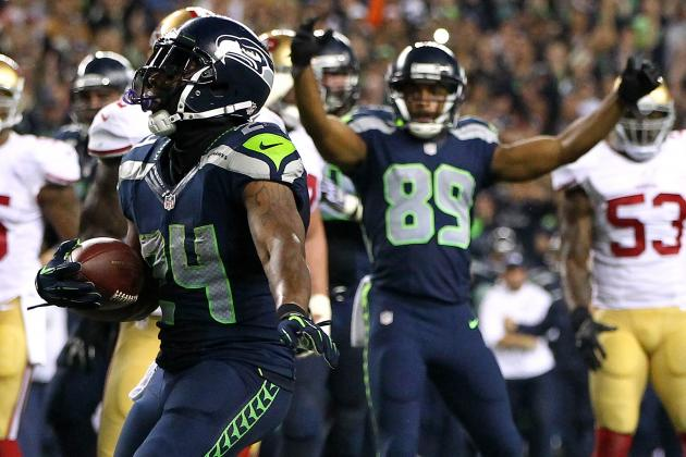 Ranking the Seattle Seahawks' Remaining Games from Easiest to Toughest
