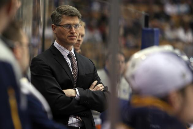 5 Burning Questions for Buffalo Sabres' 2013-14 Season