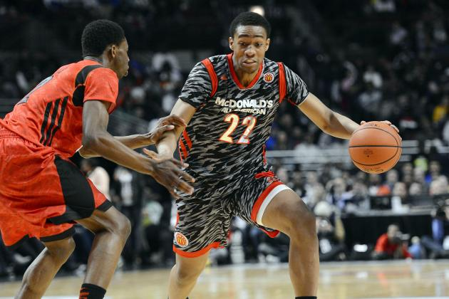 Predicting Which Incoming Freshman Will Be His Team's Top Scorer in 2013-14