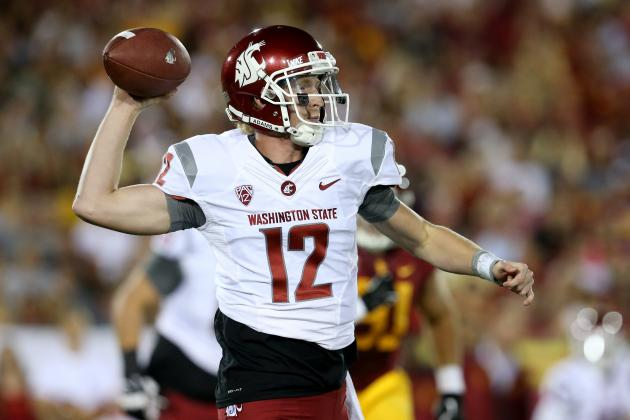 CFB Week 5 Picks: Stanford Cardinal vs. Washington State Cougars