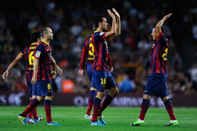 Barcelona 4-1 Real Sociedad: 6 Things We Learned
