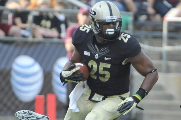 Purdue Football: 4 Players Who Have Surprised Us in 2013