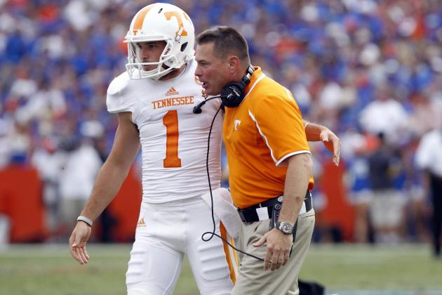 Tennessee Volunteers Football: 5 Players Who Have Surprised Us in 2013