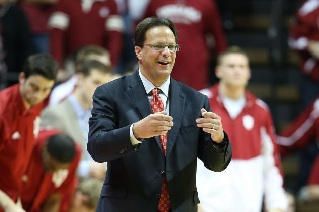 Indiana Basketball: Toughest Lineup Decisions for Tom Crean in 2013-14