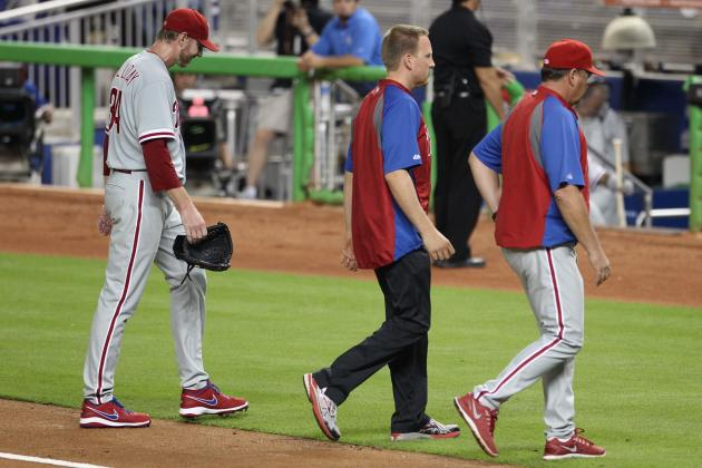5 Players Philadelphia Phillies Can Sign If They Let Roy Halladay Walk