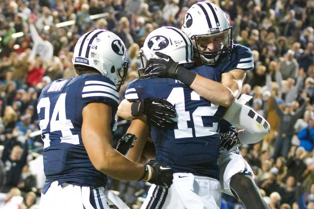 Middle Tennessee vs. BYU: 10 Things We Learned from the Cougars' Win
