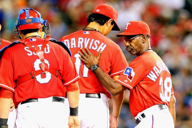 Breaking Down Rangers' Remaining Games in Chase for Wild Card Berth