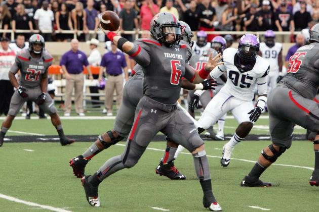 Big 12 Football: 5 Most Underrated Conference Matchups of 2013