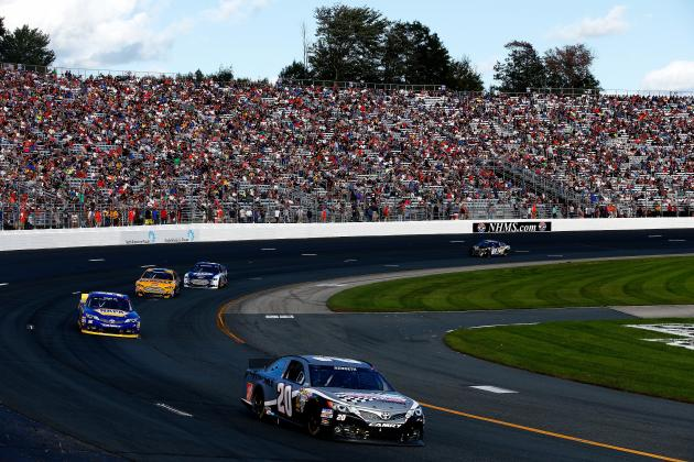 Separating Contenders from Pretenders in 2013 NASCAR Chase for the Sprint Cup