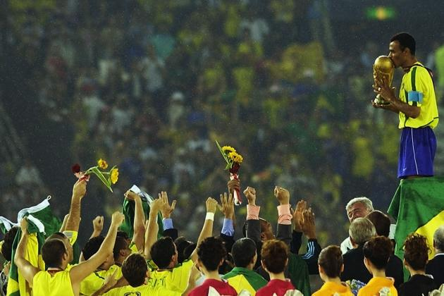 The 15 Greatest Brazil World Cup Moments